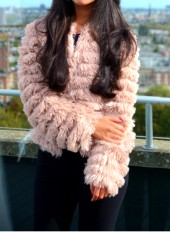 Dream Candy Pink Jas Coat She Classy 1