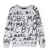 marc jacobs shesclassy grijs trui fashion winter